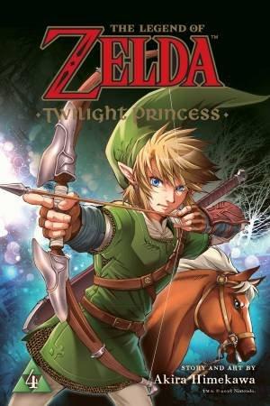 The Legend Of Zelda: Twilight Princess 04 by Akira Himekawa