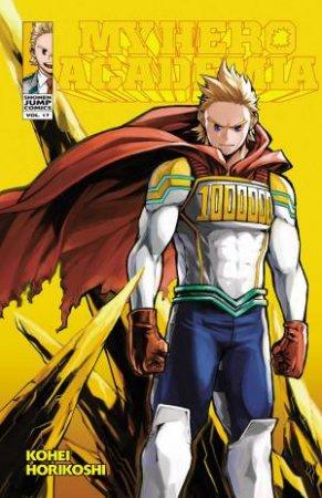My Hero Academia 17 by Kohei Horikoshi