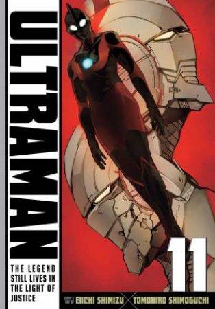 Ultraman, Vol. 11 by Tomohiro Shimoguchi