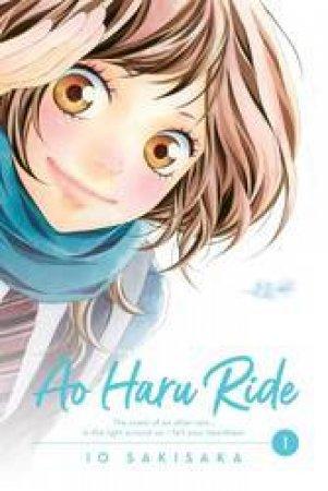 Ao Haru Ride 01 by Io Sakisaka