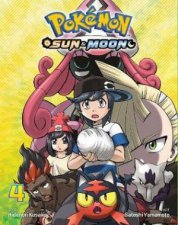 Pokemon Sun  Moon Vol 4