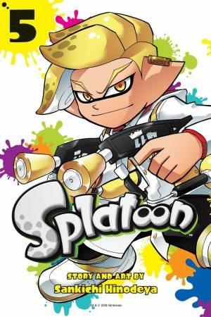 Splatoon 05 by Hinodeya Sankichi