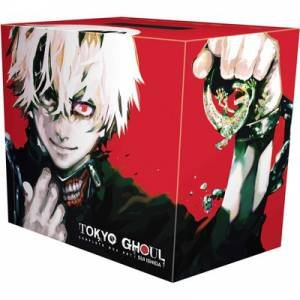 Tokyo Ghoul Complete Box Set 01-14 by Sui Ishida