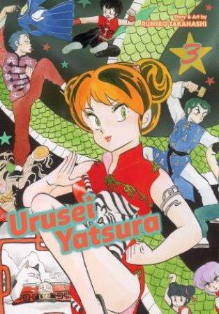 Urusei Yatsura, Vol. 3 by Rumiko Takahashi
