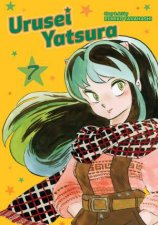Urusei Yatsura Vol 7