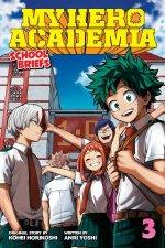 My Hero Academia School Briefs Vol 3