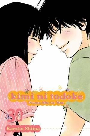 Kimi ni Todoke 30 by Karuho Shiina