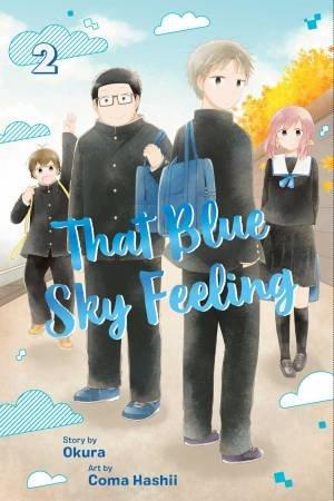 That Blue Sky Feeling 02 by Okura