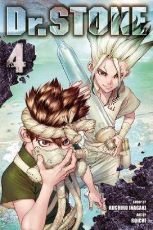 Dr. Stone Vol. 4 by Riichiro Inagaki