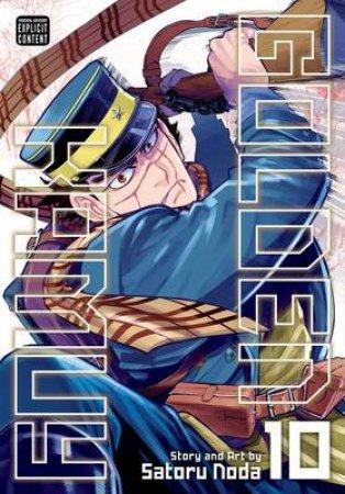 Golden Kamuy Vol. 10 by Satoru Noda
