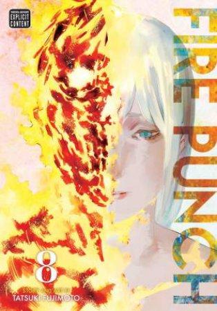Fire Punch 08 by Tatsuki Fujimoto
