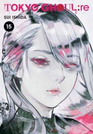 Tokyo Ghoul: Re 15 by Sui Ishida