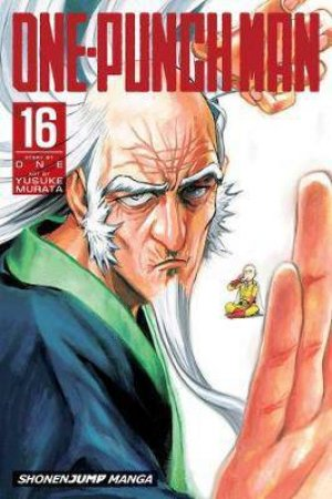 One-Punch Man 16 by One
