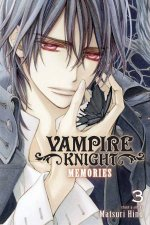 Vampire Knight Memories Vol 3