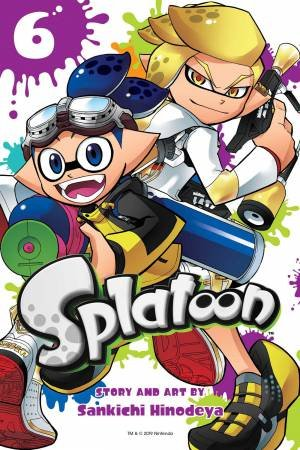 Splatoon 6 by Sankichi Hinodeya