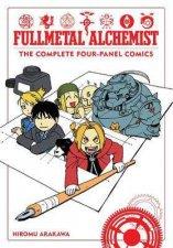 Fullmetal Alchemist The Complete FourPanel Comics