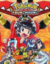 Pokemon Sun  Moon Vol 5