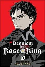 Requiem Of The Rose King Vol 10