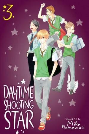 Daytime Shooting Star, Vol. 3 by Mika Yamamori