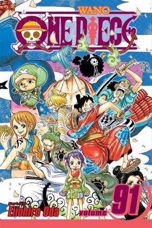 One Piece 91 by Eiichiro Oda