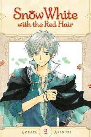 Snow White With The Red Hair, Vol. 2 by Sorata Akizuki