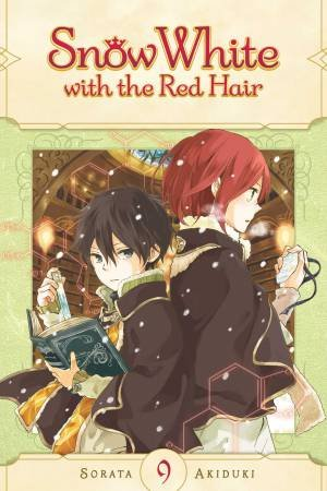 Snow White With The Red Hair, Vol. 9 by Sorata Akiduki
