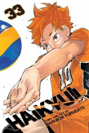 Haikyu!! Vol 33 by Haruichi Furudate