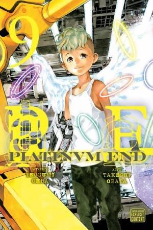 Platinum End Vol 9 by Ohba Tsugumi & Obata Takeshi