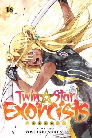 Twin Star Exorcists, Vol. 16 by Yoshiaki Sukeno