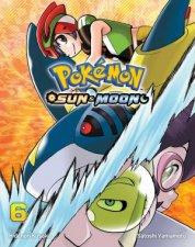 Pokemon Sun  Moon Vol 6