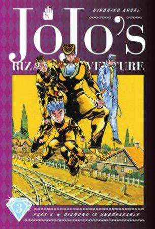 JoJo's Bizarre Adventure: Part 4--Diamond Is Unbreakable, Vol. 3 by Hirohiko Araki