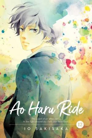 Ao Haru Ride 12 by Io Sakisaka