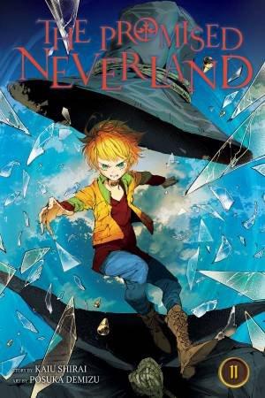 The Promised Neverland 11 by Kaiu Shirai