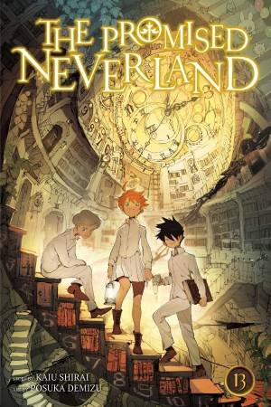 The Promised Neverland 13 by Kaiu Shirai
