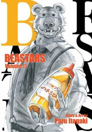 Beastars 11 by Paru Itagaki