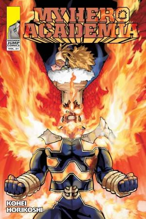 My Hero Academia 21 by Kohei Horikoshi