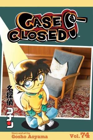 Case Closed, Vol. 74 by Gosho Aoyama