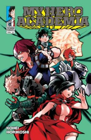 My Hero Academia 22 by Kohei Horikoshi