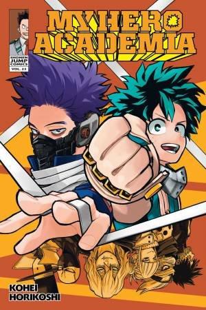 My Hero Academia 23 by Kohei Horikoshi