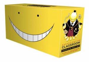 Assassination Classroom Complete Box Set by Yusei Matsui