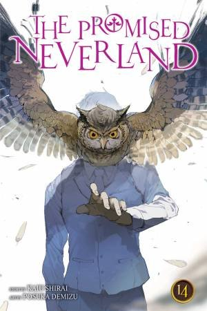 The Promised Neverland 14 by Kaiu Shirai