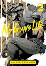 No Guns Life Vol 2