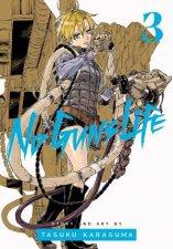 No Guns Life Vol 3