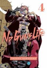 No Guns Life Vol 4