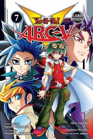 Yu-Gi-Oh! Arc-V, Vol. 7 by Shin Yoshida