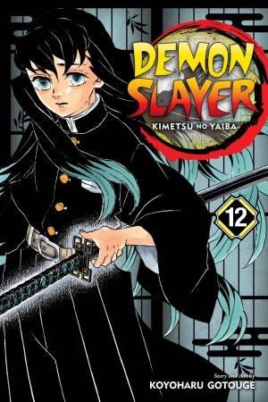 Demon Slayer: Kimetsu No Yaiba 12 by Koyoharu Gotouge