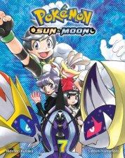 Pokemon Sun  Moon Vol 7