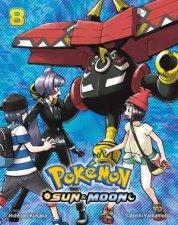 Pokemon Sun  Moon Vol 8