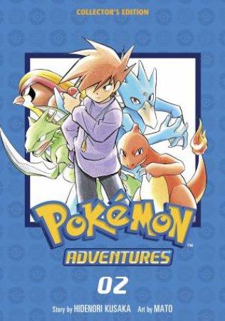 Pokemon Adventures Collector's Edition, Vol. 2 by Hidenori Kusaka