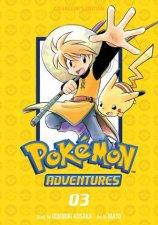 Pokemon Adventures Collectors Edition Vol 3